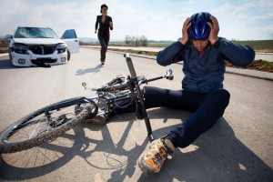 Bicycle and motor vehicle accident treatment Portland Oregon.