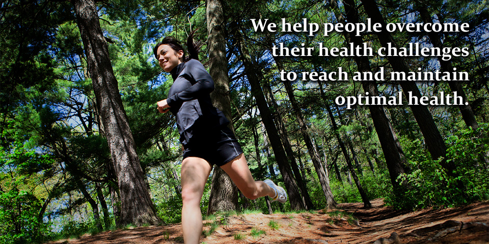 Holistic health & wellness from Meridian Acupuncture.