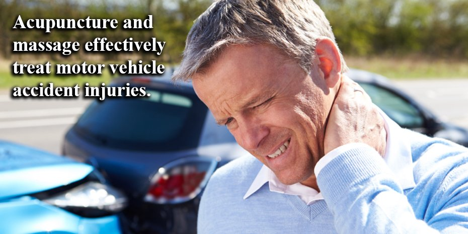 Get help with motor vehicle accident injuries at Portland community acupuncture.