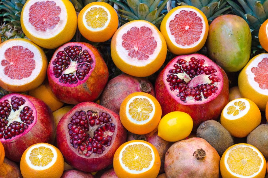 Summer natural healthy foods for the Portland area.