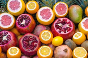 Fresh fruits are a holistic health food for a Diabetes diet.