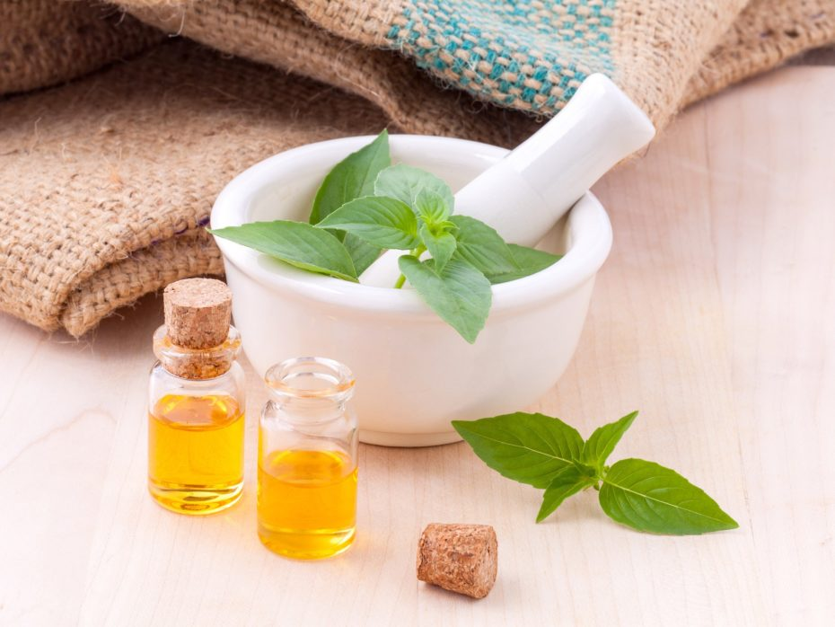 Take a holistic health approach to improving your focus with herbs.