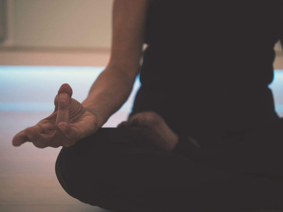 Add meditation to your naturopath lifestyle.
