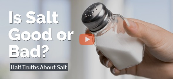 Health benefits of natural salt in your diet.