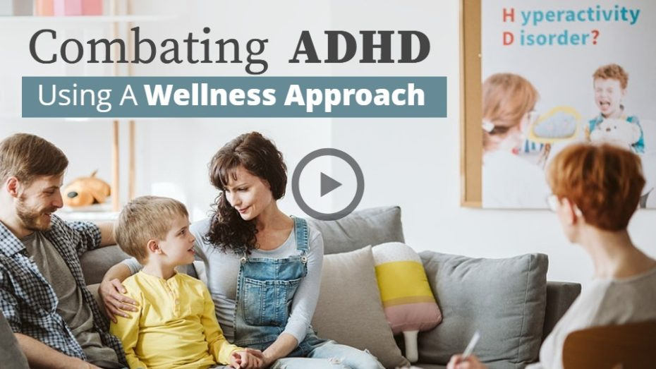 Study finds natural medicine helps children with ADHD.