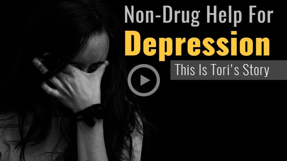 Natural health changes to help depression.